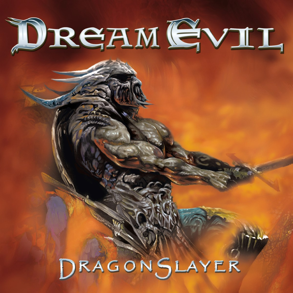 Dragonslayer cover (Click to see larger picture)