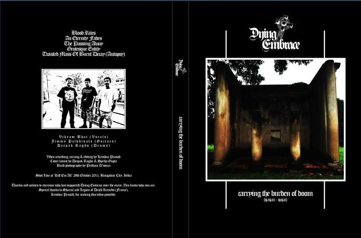 Dying Embrace - Carrying the Burden of Doom