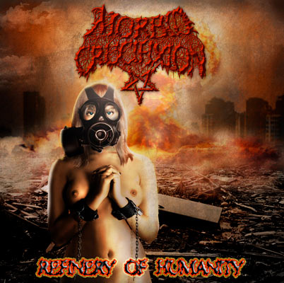 Morbid Crucifixion - Refinery of Humanity