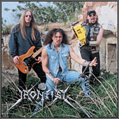Iron Fist - Metal Ages