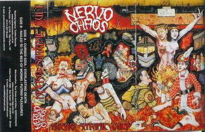 Nervochaos - Necro Satanic Cult