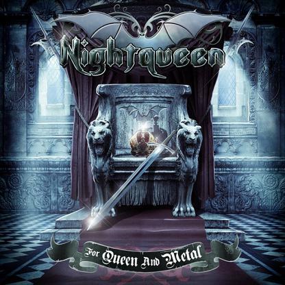 Nightqueen - For Queen and Metal