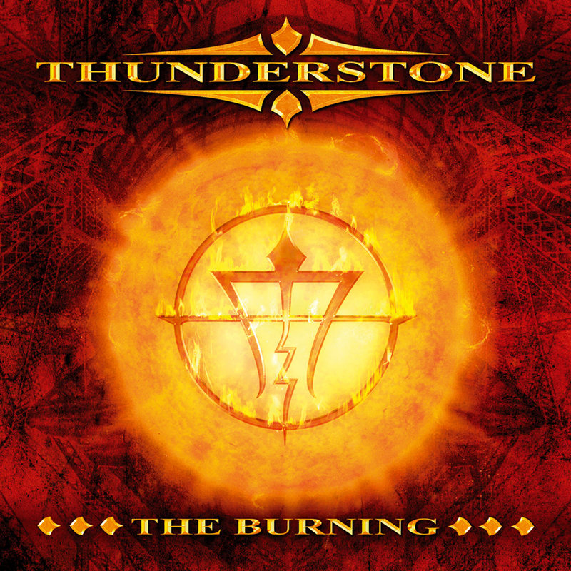Thunderstone - The Burning