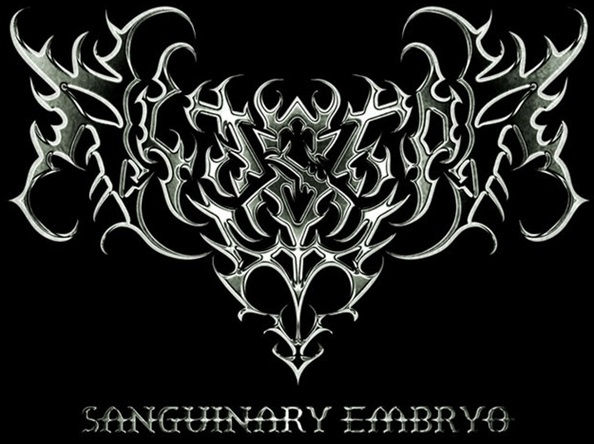 Alastor Sanguinary Embryo - Logo