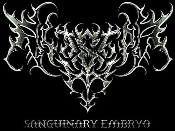 Alastor Sanguinary Embryo - Logo