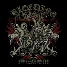 Bleeding Fist - Bestial Black Metal over Berlin