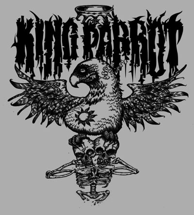 King Parrot - The Stench of Hardcore Pub Trash