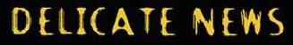 Delicate News - Logo