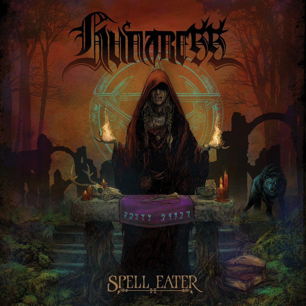 Huntress - Spell Eater