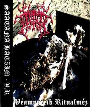 Saatana Hatiim - Véampyreik Ritualméz