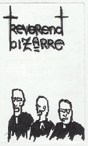 Reverend Bizarre - Practice Sessions