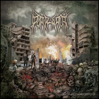Porphyria - Death Grind Destruction