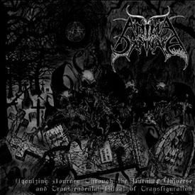 Anima Damnata - Agonizing Journey Through the Burning Universe and Transcendental Ritual of Transfiguration