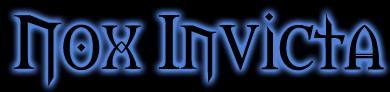 Nox Invicta - Logo