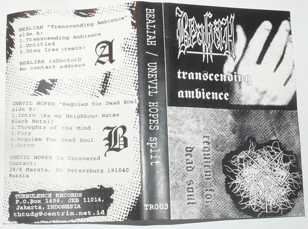 Bealiah - Transcending Ambience / Requiem for Dead Soul