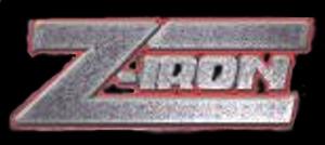Z-Iron - Logo