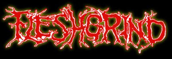 Fleshgrind - Logo