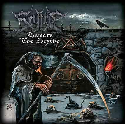 Scythe - Beware the Scythe