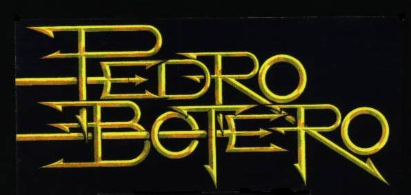 Pedro Botero - Logo
