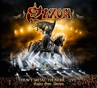 Saxon - Heavy Metal Thunder - Live (Eagles over Wacken)