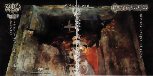 Epoch of Unlight / Goatwhore - Corruption in Increments Volume One