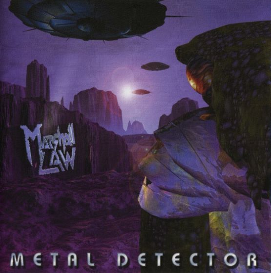 Marshall Law - Metal Detector