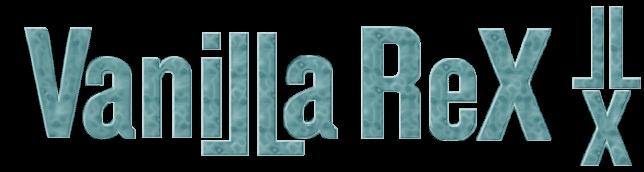 Vanilla Rex - Logo