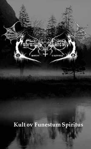Calvarium Funestus - Kult ov Funestum Spiritus