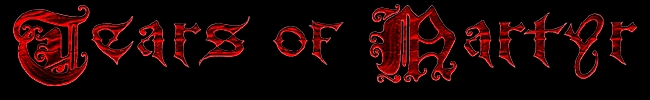 Tears of Martyr - Logo