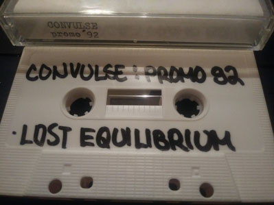 Convulse - Promo 1992