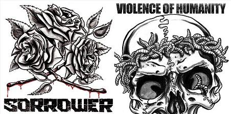 Sorrower / Violence of Humanity - Sorrower / Violence of Humanity