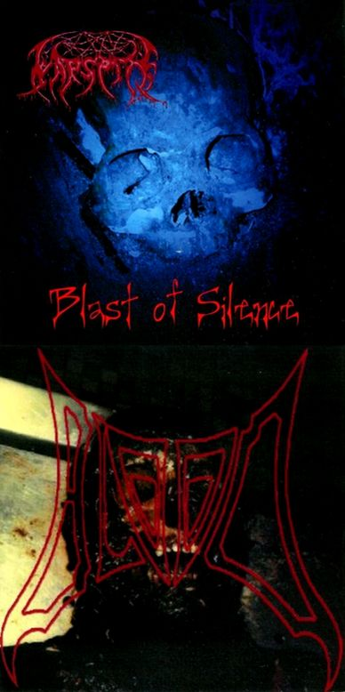 Blood / Warspite - Blast of Silence / Blood