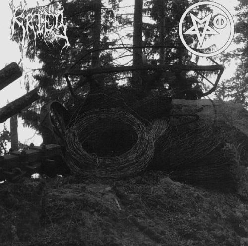 Satanic Warmaster / Krieg - Krieg / Satanic Warmaster