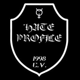 Hate Profile - Logo