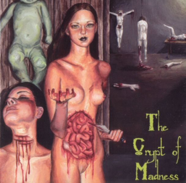 Dark Faith / Paths of Possession - The Crypt of Madness