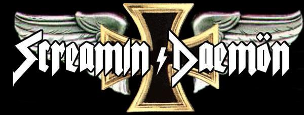 Screamin' Daemon - Logo