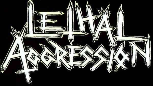 Lethal Aggression - Logo