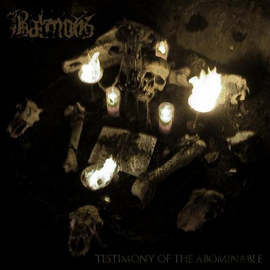 Balmog - Testimony of the Abominable