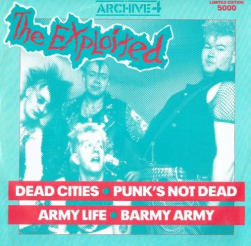 The Exploited - Archive4