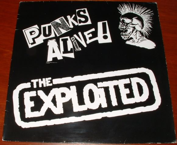 The Exploited - Punks Alive!
