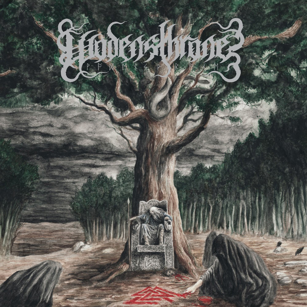 Wodensthrone - Curse