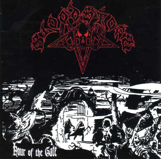 Bloodstone - Hour of the Gate