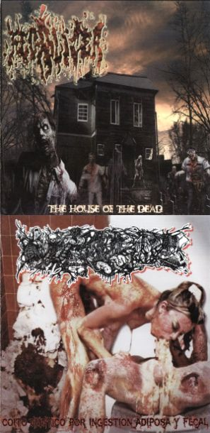 Paracoccidioidomicosisproctitissarcomucosis / Fecalizer - The House of the Dead / Coito Emetico por Ingestion Adiposa y Fecal