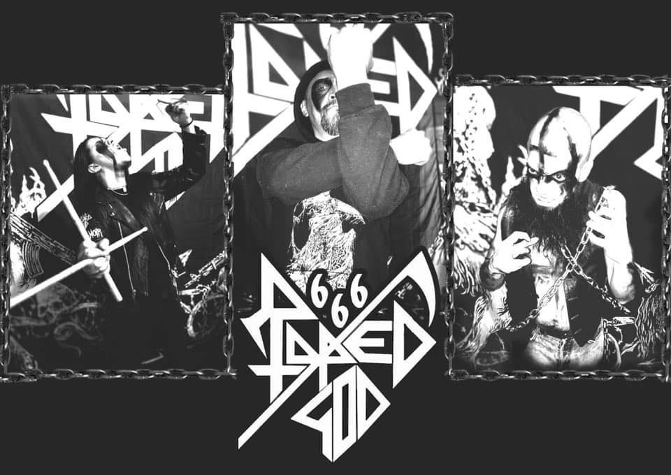 Raped God 666 - Photo
