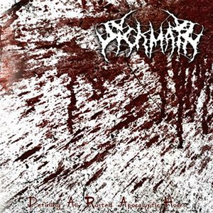 Sickmath - Defining All Rusted Apocalyptic Hours