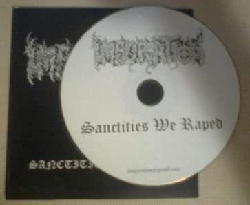 Impuration - Sanctities We Raped
