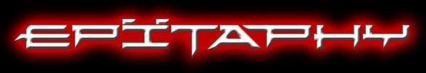 Epitaphy - Logo