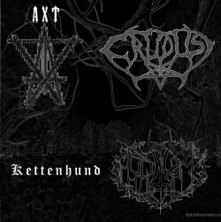 Kettenhund / Axt / Crudus / Odium Immortalis - Axt / Crudus / Kettenhund / Odium Immortalis