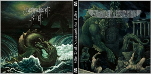 Unaussprechlichen Kulten / After Death - Dwellers of the Deep / The Madness from the Sea