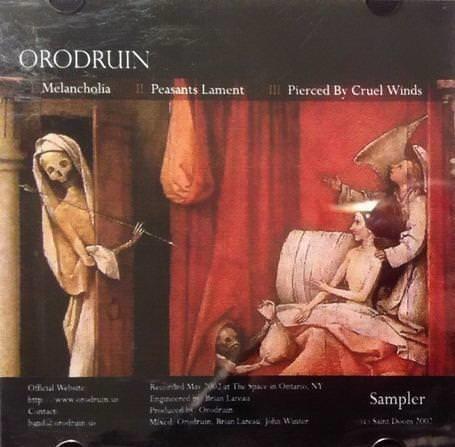 Orodruin - Orodruin (2002 Sampler)